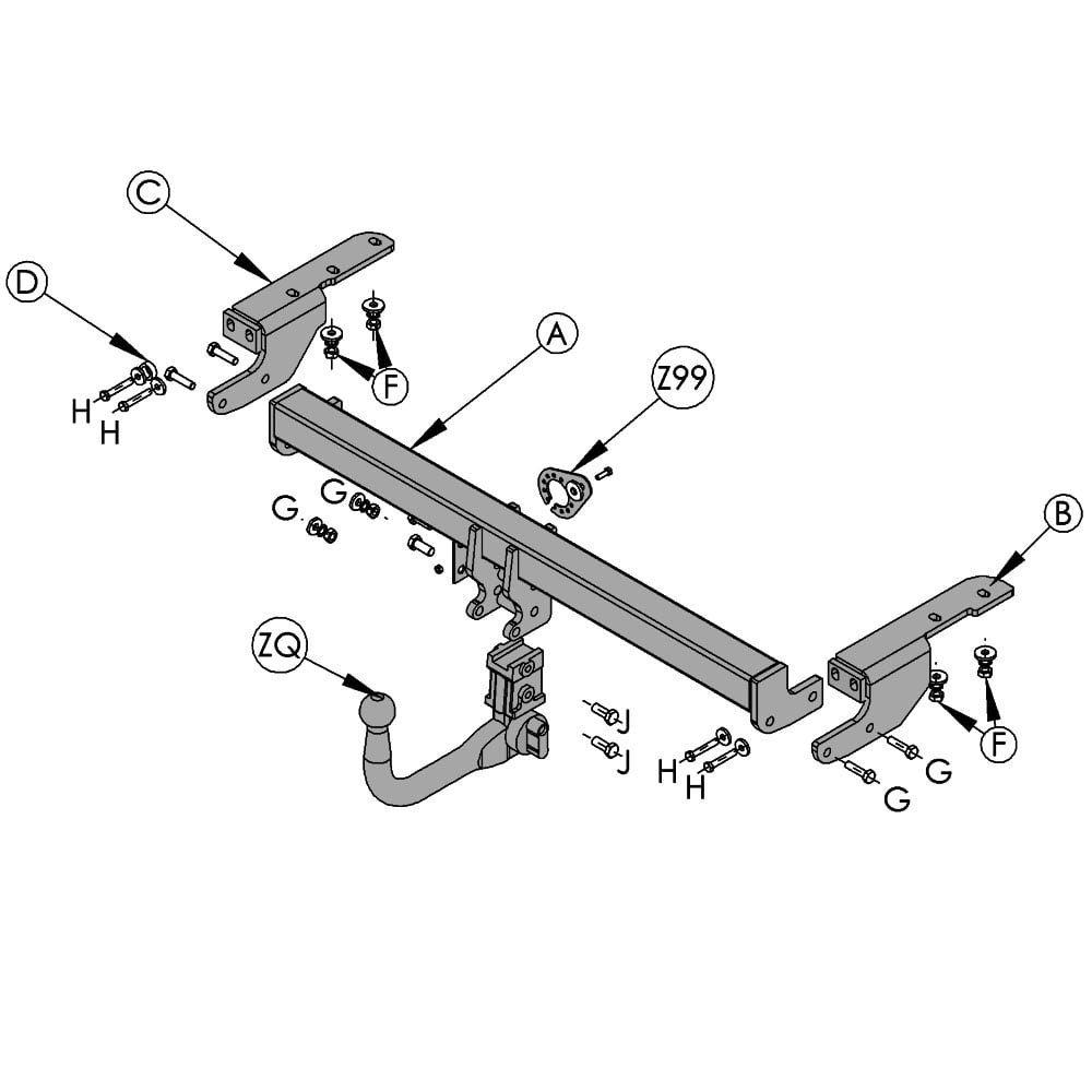Wiring Diagram For Peugeot 306 Towbar