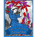 Alice In Wonderland - Coloring Book: Original Illustrations By Arthur Rackham