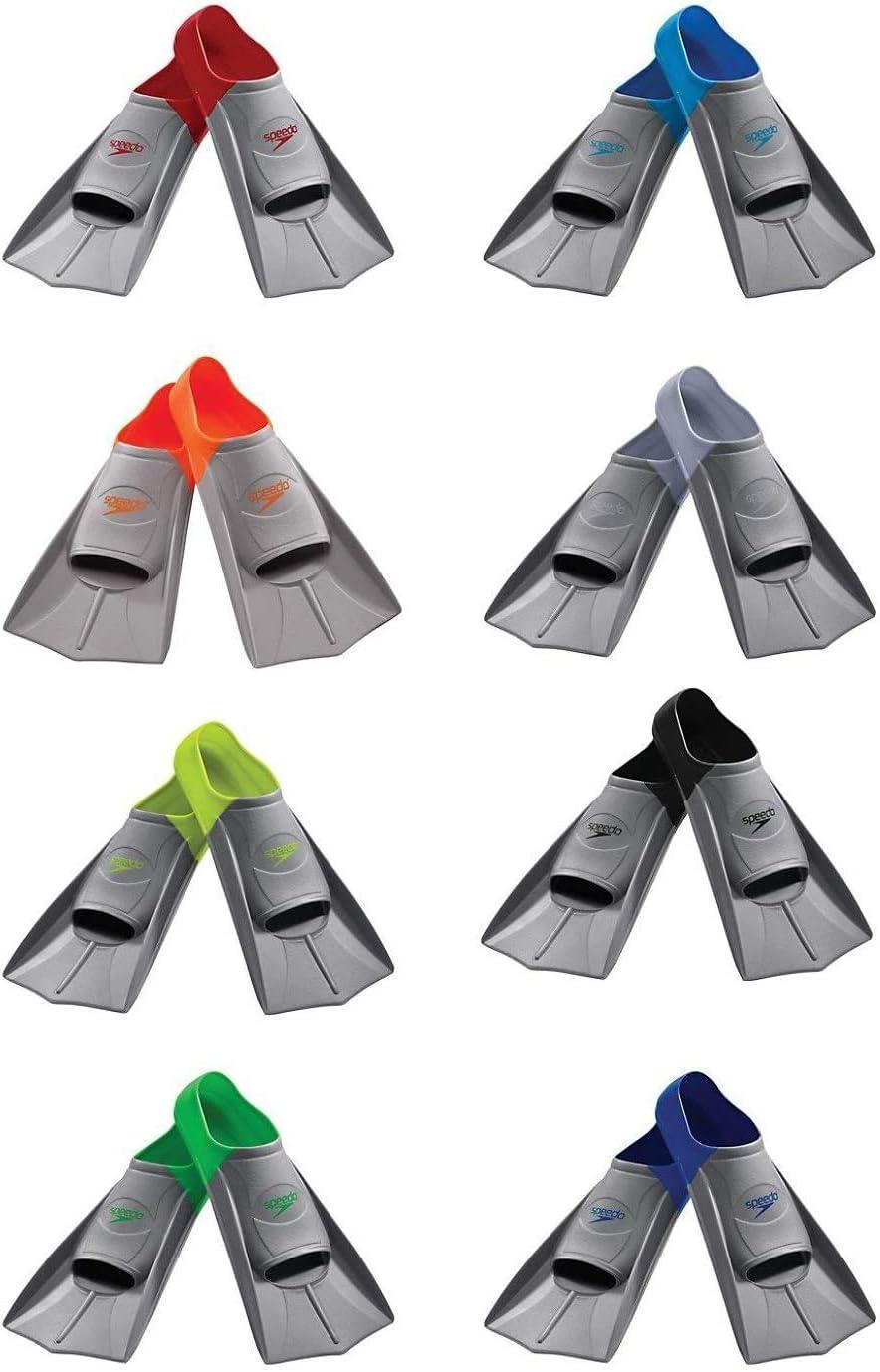 Speedo Multicolored Short Blade Training Fin