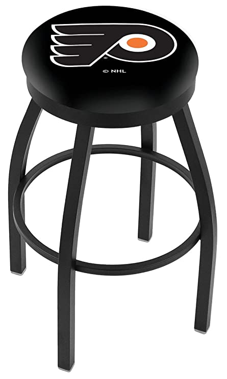 Peachy Philadelphia Flyers Counter Height Bar Stool Barstool Inzonedesignstudio Interior Chair Design Inzonedesignstudiocom