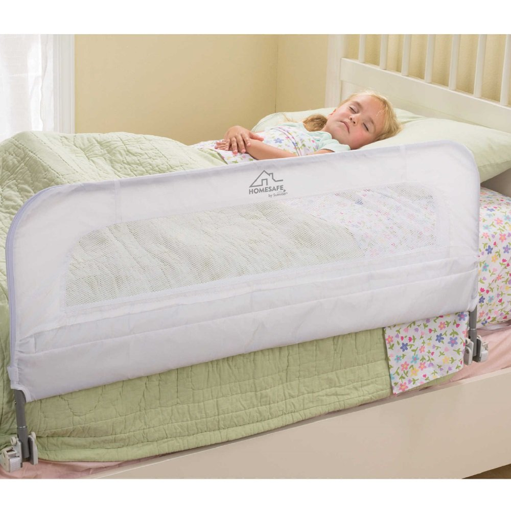 Summer Home Safe Serenity Single Fold Bedrail