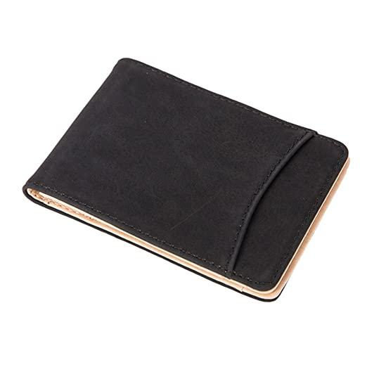 Men Money Clip Wallets Rfid Minimalist Car-Covers Magnet Clamps for Money Holder Carteras Hombre