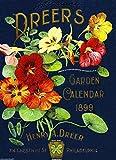 1899 Philadelphia Pennsylvania Dreer's Garden Vintage Flowers Seed Packet Catalogue Travel Advertisement Poster