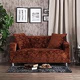 Z&HX Sofa Towel/Plush, Four Seasons,Anti-skidding,Living Room,Combination Towel Cover/European-style Sofa Towel/Jacquard Sofa/Simple And Modern Sofa Cover/Import, B
