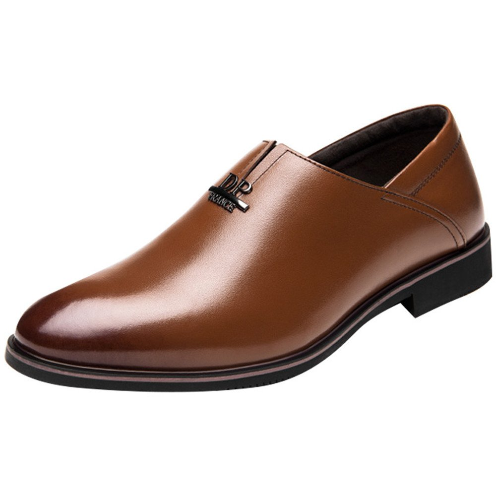 Männer - business casual schuhen und mode, schuhe, männer - kleid an,braun,39