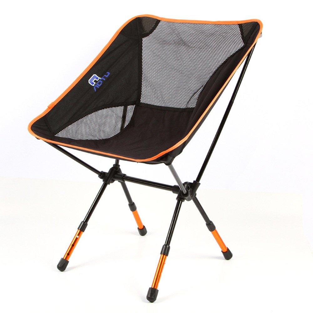 ポータブル折りたたみ通気性アウトドアキャンプ釣りスツール椅子シートfor B074V3P5QB FestivalピクニックBBQビーチwithバッグ超軽量 B074V3P5QB, bocca-shop:7326f471 --- ferraridentalclinic.com.lb
