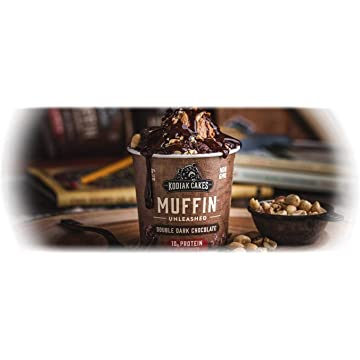 top selling Kodiak Cakes Minute Muffins High Protein Snack