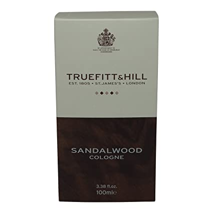 Colonia de sándalo Truefitt & Hill 100 ml