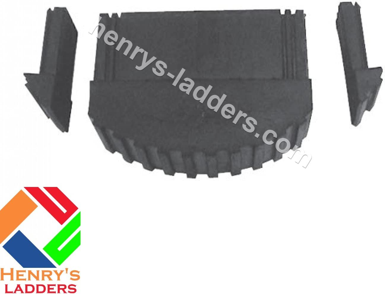 Brand new high density solid rubber ladder feet will fit into any Zarges box-frame ladders Can be cut to any size to a max width 84mm Free Delivery in Pack of 4 Henry/'s Replacement Rubber Ladder Feet for Zarges Box Section Ladders by Laddermat.