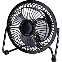 POWERMAX 4 Personal Fan (BALCK)