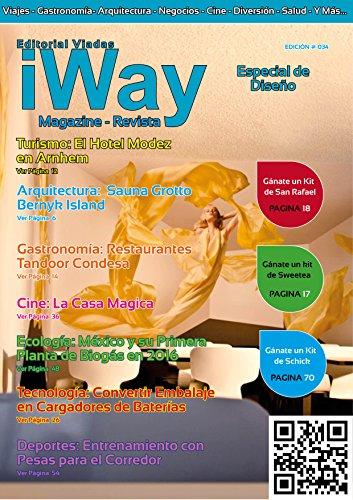Amazon.com: iWay Magazine Abril 2015: iWay Magazine Revista de Estilo de Vida (Spanish Edition) eBook: Abraham Uri, Virginia Viadas: Kindle Store