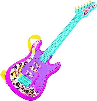 Soy Luna Guitarra (Claudio Reig 5657): Amazon.es: Juguetes y juegos