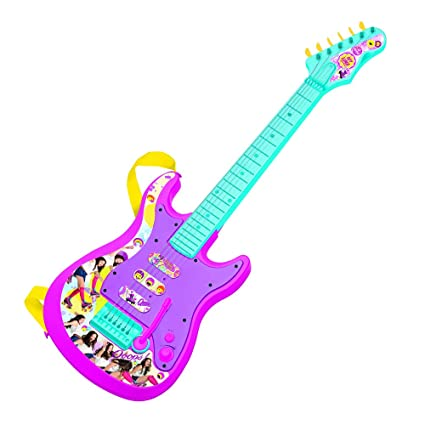 Amazon.com: Soy Luna 5657 Elektsiche - Guitarra: Toys & Games