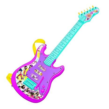 Soy Luna Guitarra Claudio Reig 5657