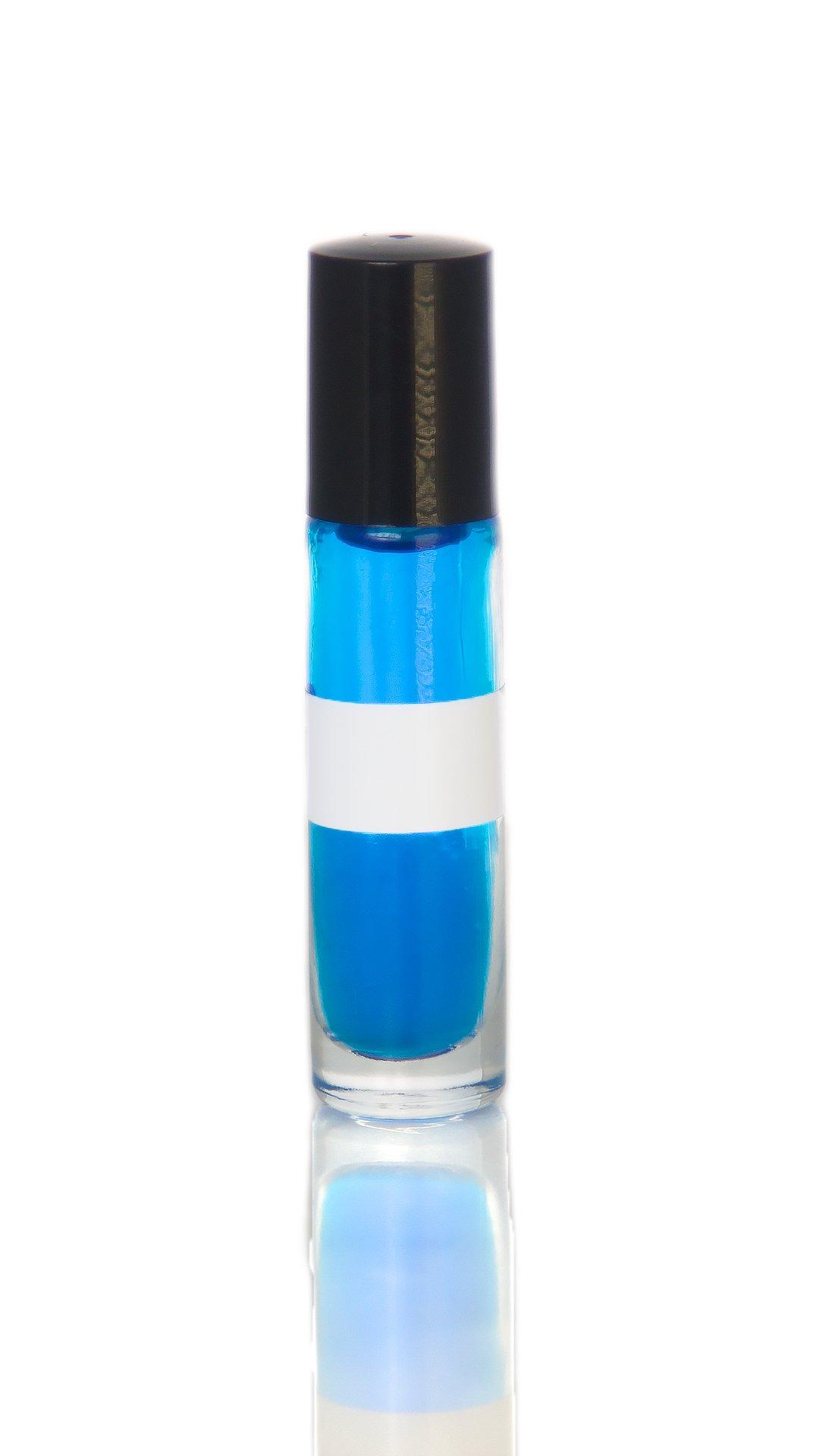 FragranceBodyOilz Impression of Versace Eros (Roll On) for Men Premium Hypoallergenic Cologne Body Oil, Affordable Generic Version (1/3 oz)