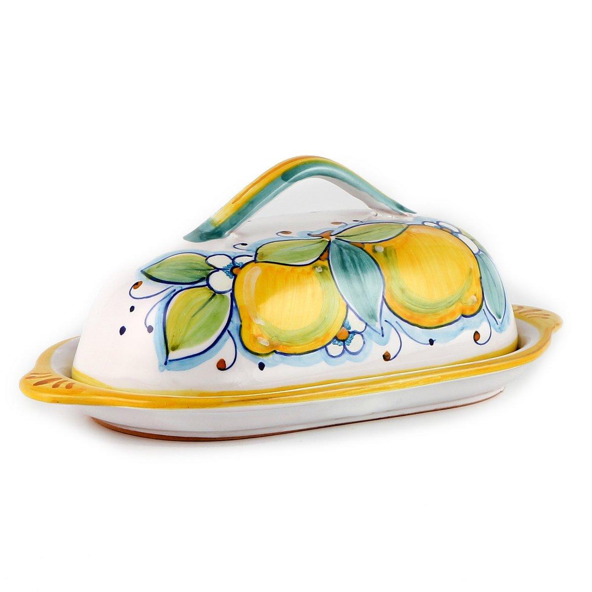 LIMONI: Butter Dish w/cover [#1294-LIM]