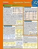 Lerntafel: Organische Chemie I im Überblick (Lerntafeln Chemie, Band 4)