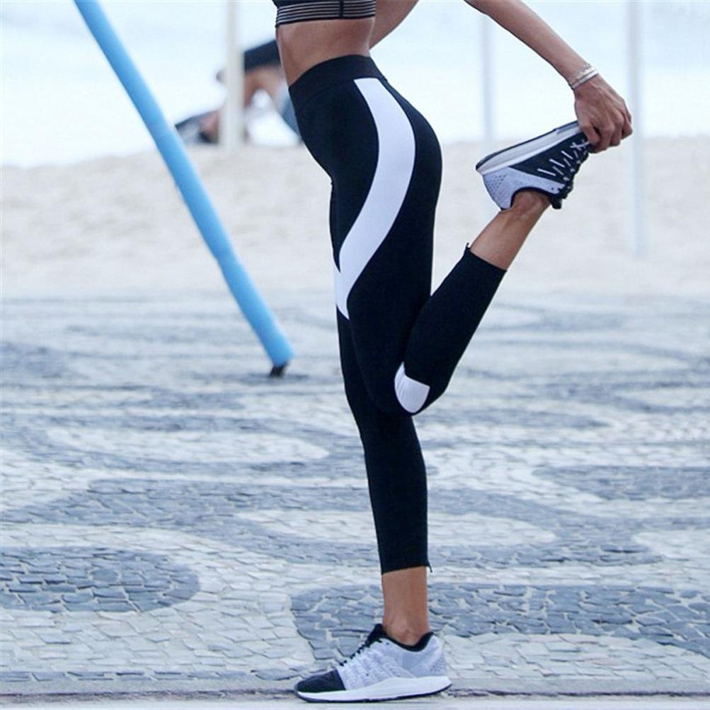 Amazon.com: Entrenamiento Gimnasio Leggings, despacho ...