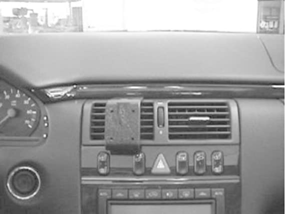 Brodit 852198 Proclip Für Benz E 96 02 Schwarz Elektronik