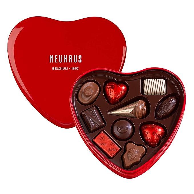 Neuhaus Chocolate - 10 bombones