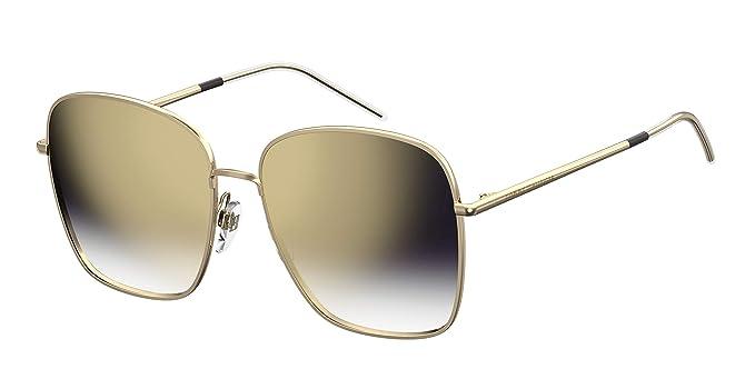 Tommy Hilfiger TH 1648/S Gafas de Sol, Multicolor (Gold Blck ...