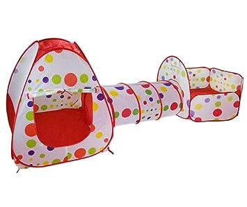Bobys Wonderland Tunel para Ninos Tienda de Campana Infantil ...