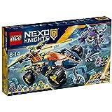 LEGO - 70355 - Nexo Knights - Jeu de Construction - Le turbo d'Aaron