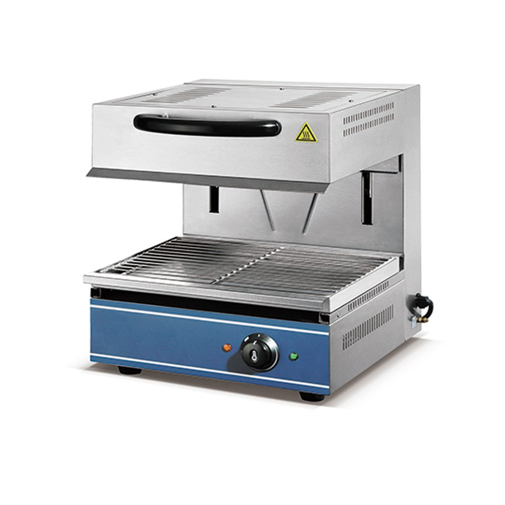 Commercial Electric Salamander 17 inch Width 304 Stainless Steel
