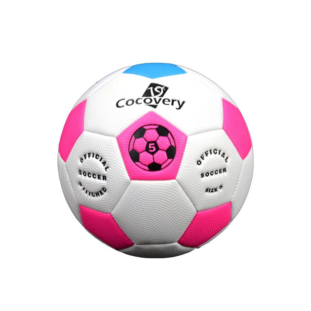 cf1c0cb4d8966 Balón Fútbol Playa-Neón-Cocovery19 (Rosa)  Amazon.es  Deportes y aire libre