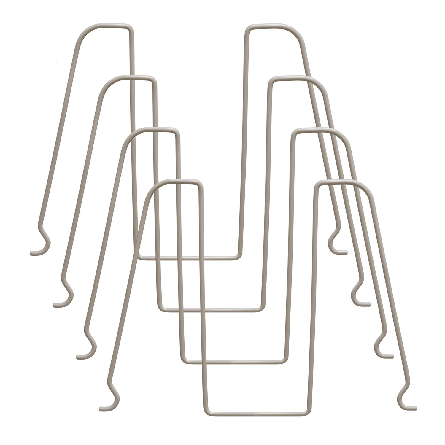 YouCopia Cookware Rack Extra Wire Dividers, Set of 4