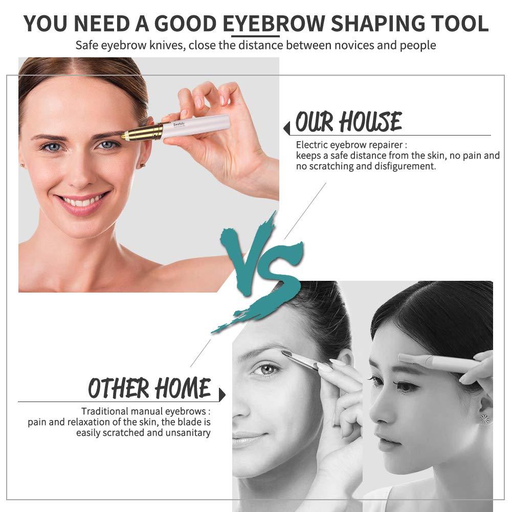 Amazon Bestidy Womens Brows Eyebrow Hair Trimmer Eyebrow Hair