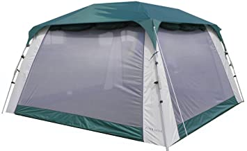 Wonderful Screen Tent With Awnings And Side Walls   Pinnacle Tents Quick Set