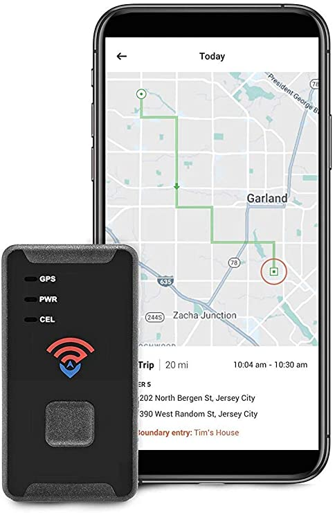 Espía Tec STI GL300 Mini portátil Tiempo Real GPS Tracker