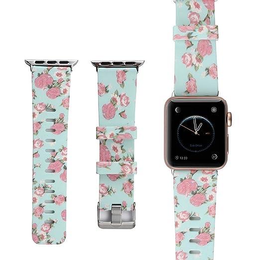 Alt Verano Multi patrón Reloj de Pulsera para Apple Smart Watch ...