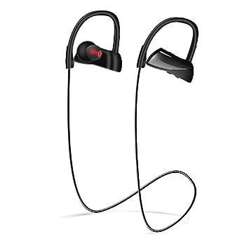 Auriculares Bluetooth Deportes IPX7 Auriculares a prueba de sudor Auriculares internos Auriculares resistentes al agua Auriculares