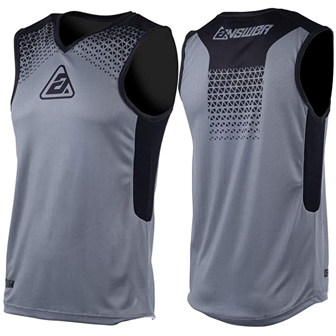 Amazon com: Answer Racing Cool Vest Mens Sleeveless