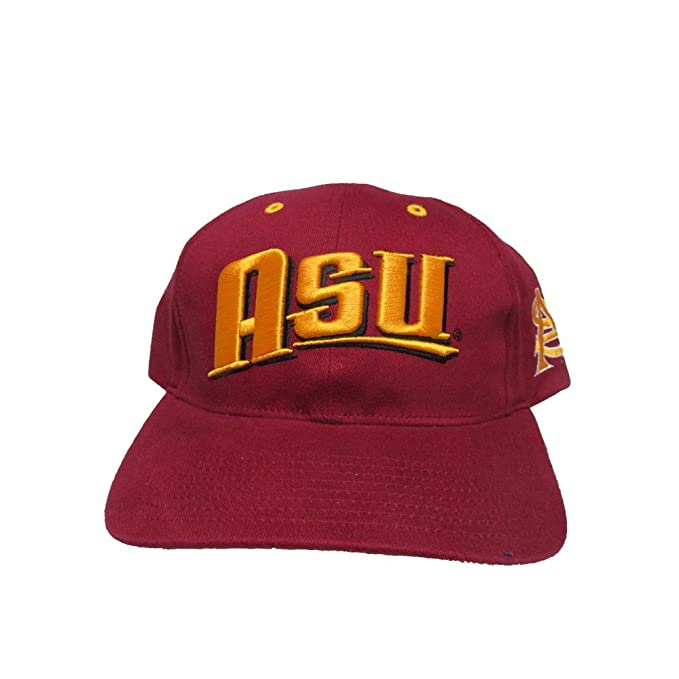Rob sTees Arizona State University Sun Devils Maroon ASU Polo Style ... bada43dc4e12