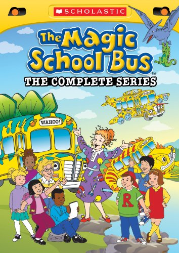 Bus Ipod - The Magic School Bus: The Complete Series