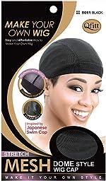Mesh Dome Wig Cap