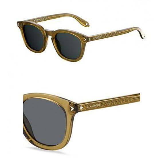 1bfcb0afafcb4a GIVENCHY Men s GV 7058 S IR 10A Sunglasses, Beige Grey, 48  Amazon ...