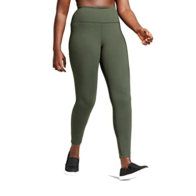 a87488cfc9f Image Unavailable. Image not available for. Color  Joylab Womens Plus  Premium High Waist Long Leggings ...