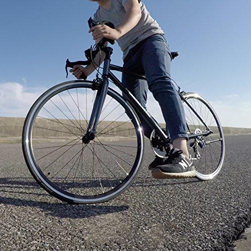 Solomone Cavalli Lightweight Classic Sports 8 Speed 700C Medium Road Bicycle Bike w/Shimano Derailleur by Solomone Cavalli (Image #2)