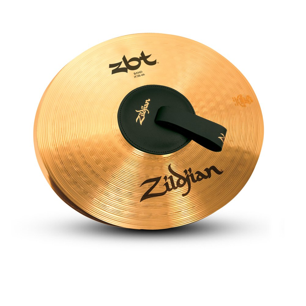 ZILDJIAN ZBT14BP 35,6 cm (14 Zoll) Band, Medium, Traditional Finish, Paar
