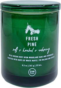 DW Home Fresh Pine Scented Candle