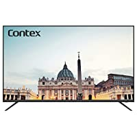 Contex 55 inch 4K Ultra HD LED Smart Android TV with Remote Control - CON55F30SUTSA