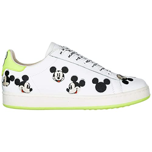 Sneakers Mouse Disney Mickey Donna Whitegreen Arts Moa Of Master xBEroWdQeC