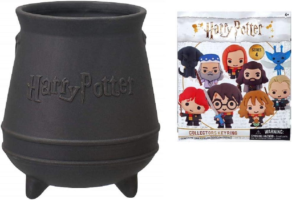 Seven20 Harry Potter cer/ámica dise/ño de caldero Tetera