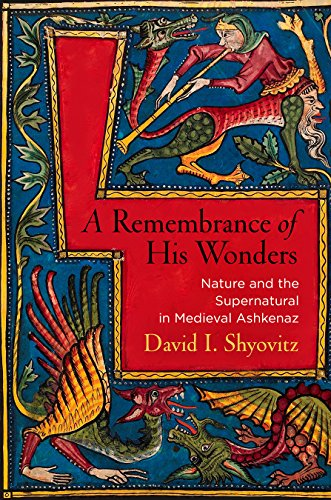 A Remembrance of His Wonders: Nature and the Supernatural in Medieval Ashkenaz (Jewish Culture and Contexts)