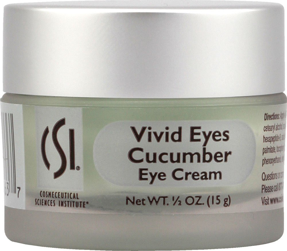 CSI Vivid Eyes Cucumber Eye Cream -- 0.5 oz
