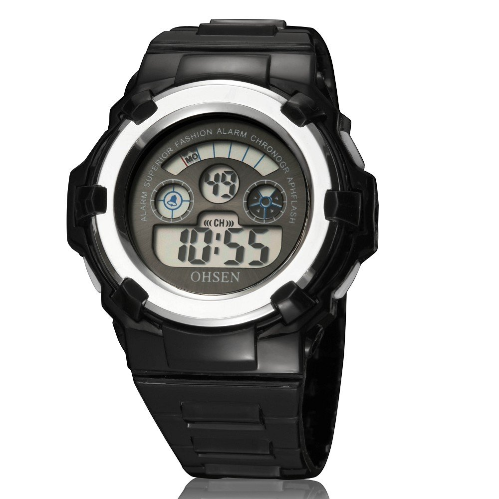 Amazon.com : Fashion Watches Mens Outdoor Sports Waterproof ...